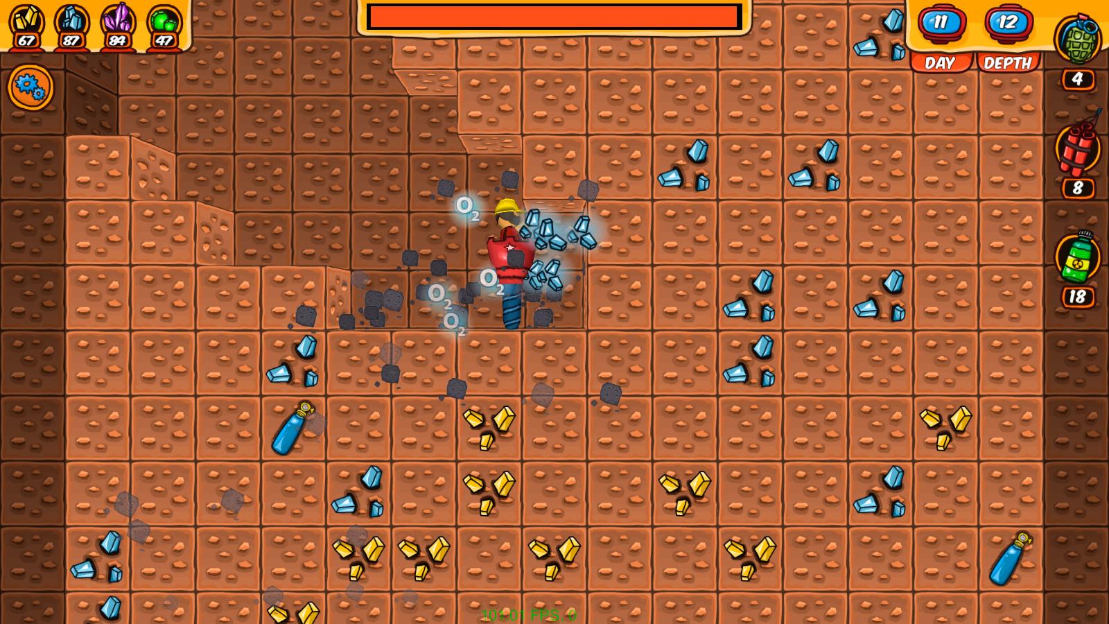 Mad Digger screenshot