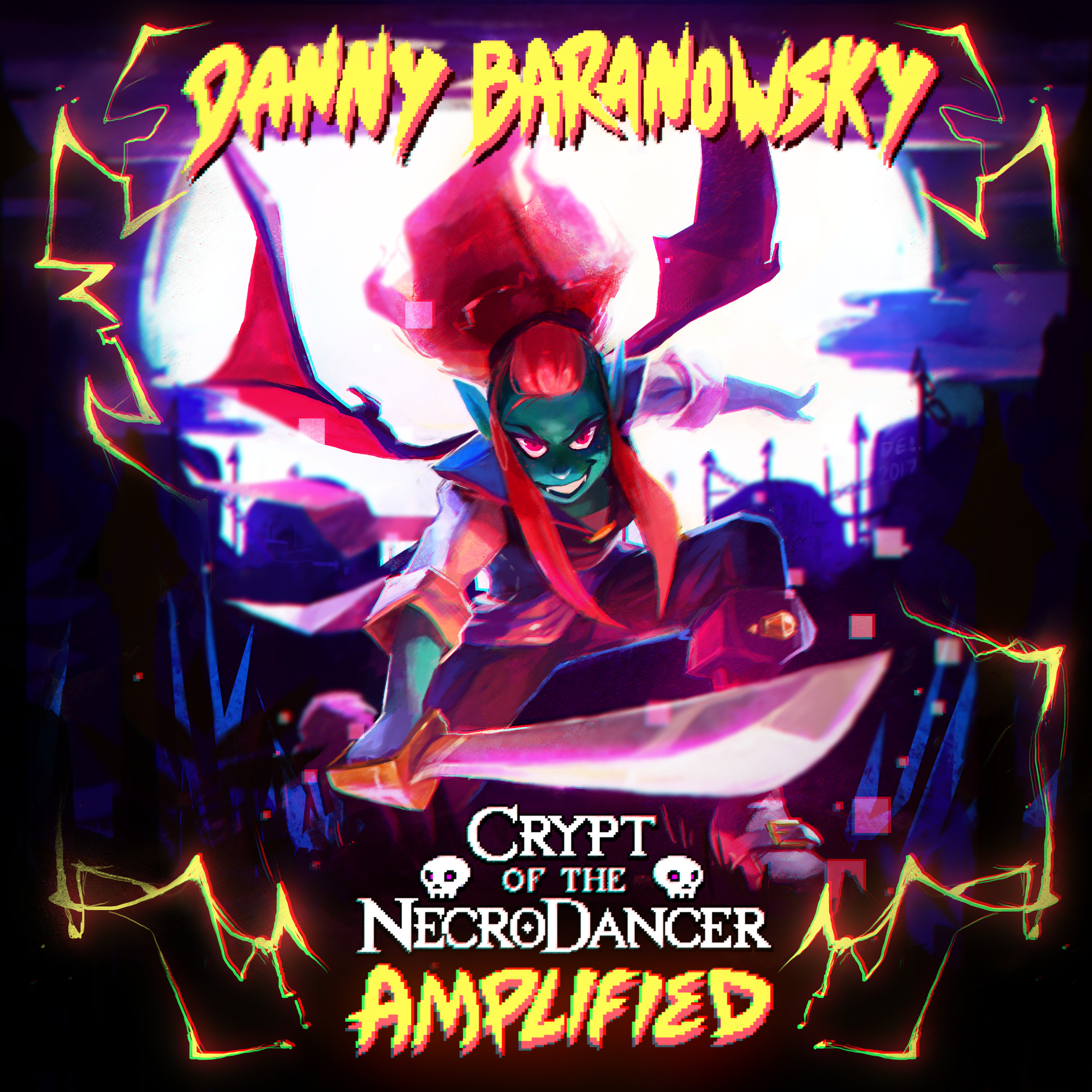 Crypt of the NecroDancer: AMPLIFIED OST - Danny Baranowsky screenshot