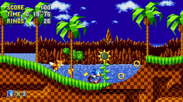 Sonic Mania PC Download