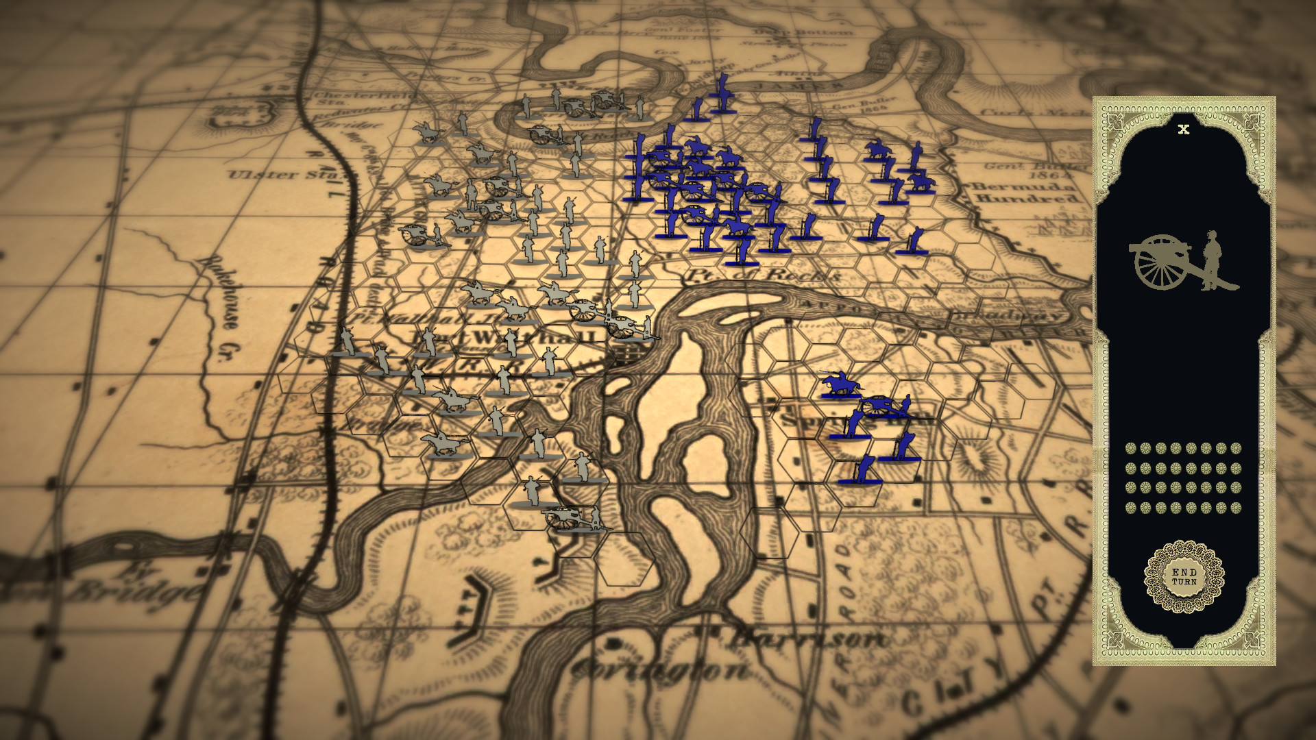 Civil War: Battle of Petersburg screenshot