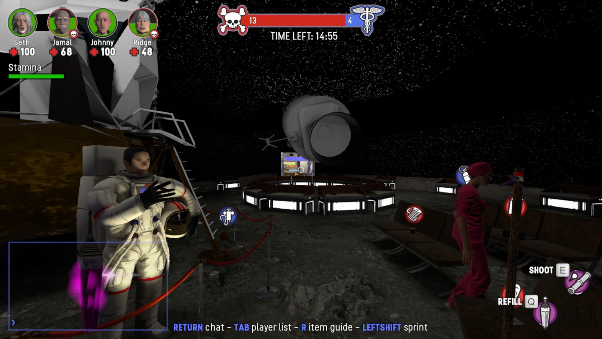 Stayin' Alive screenshot