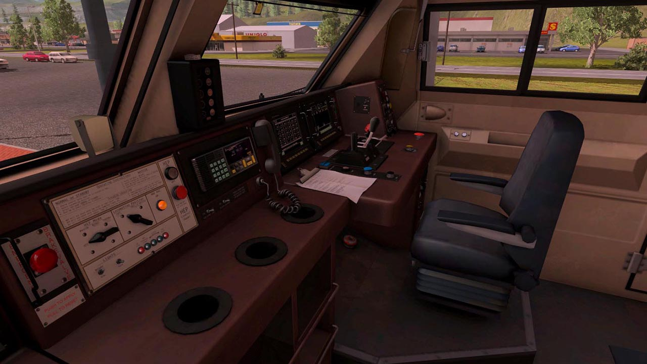 Trainz 2019 DLC: Amtrak P42DC - Phase V screenshot