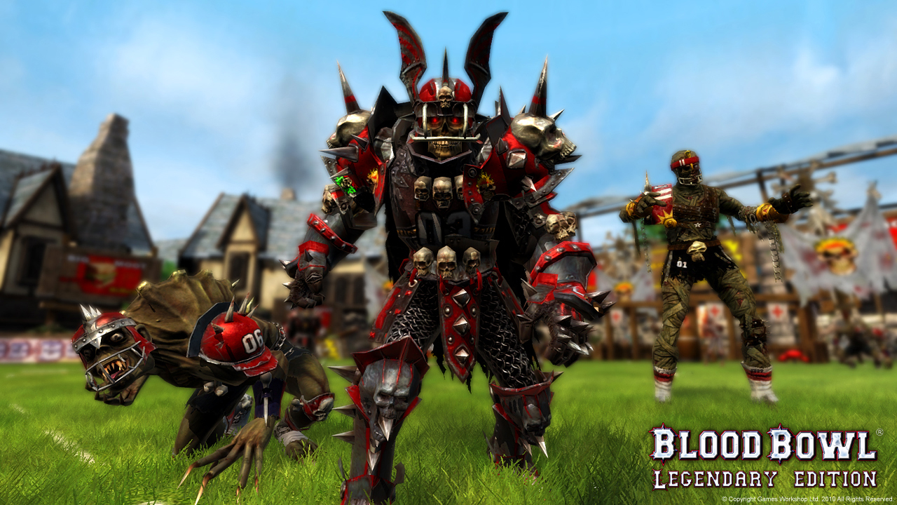 Blood Bowl - Legendary Edition screenshot