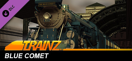 Trainz 2019 DLC: Blue Comet