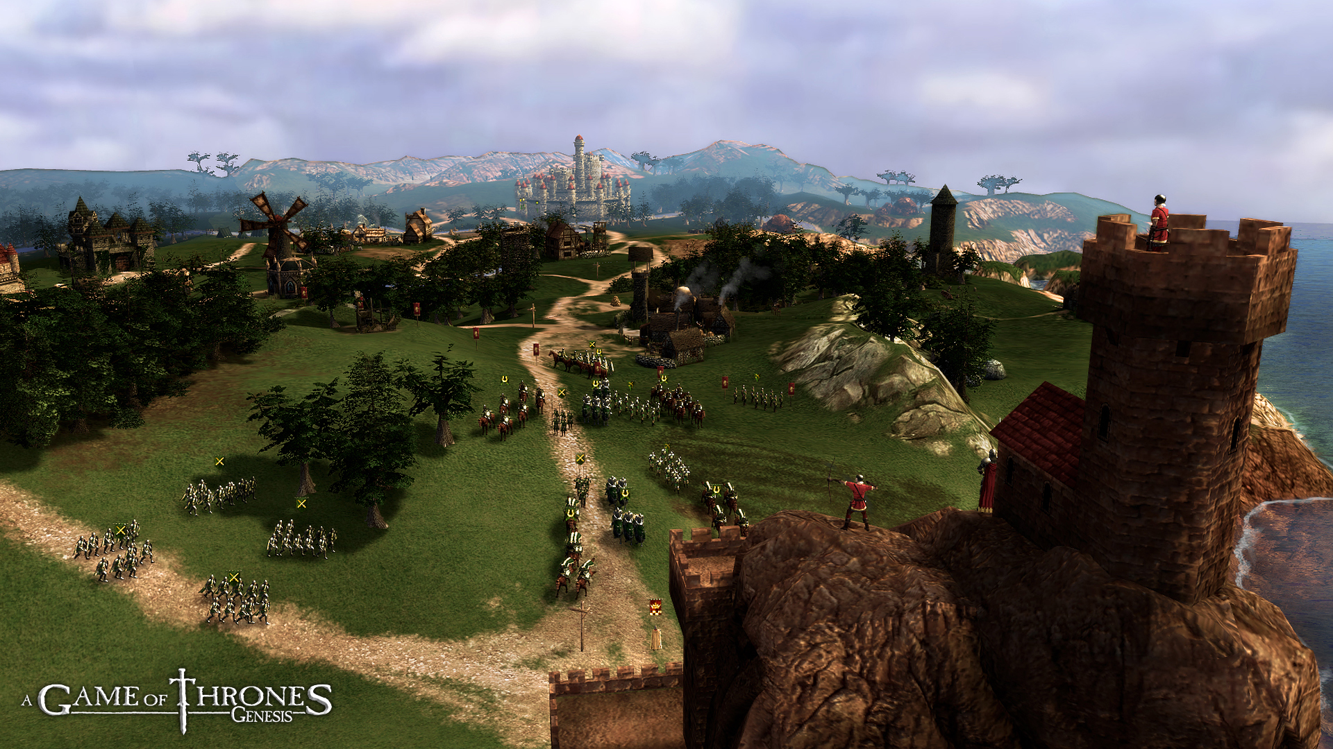 A Game of Thrones - Genesis screenshot