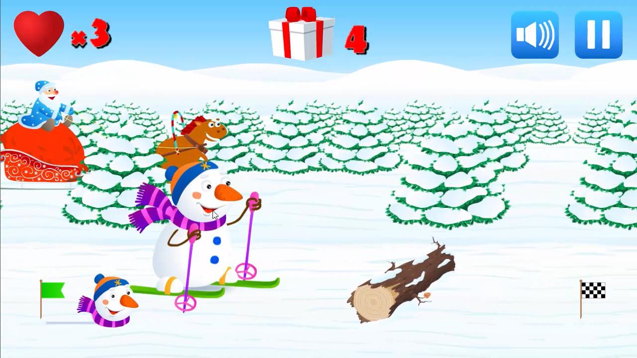 Snowman screenshot