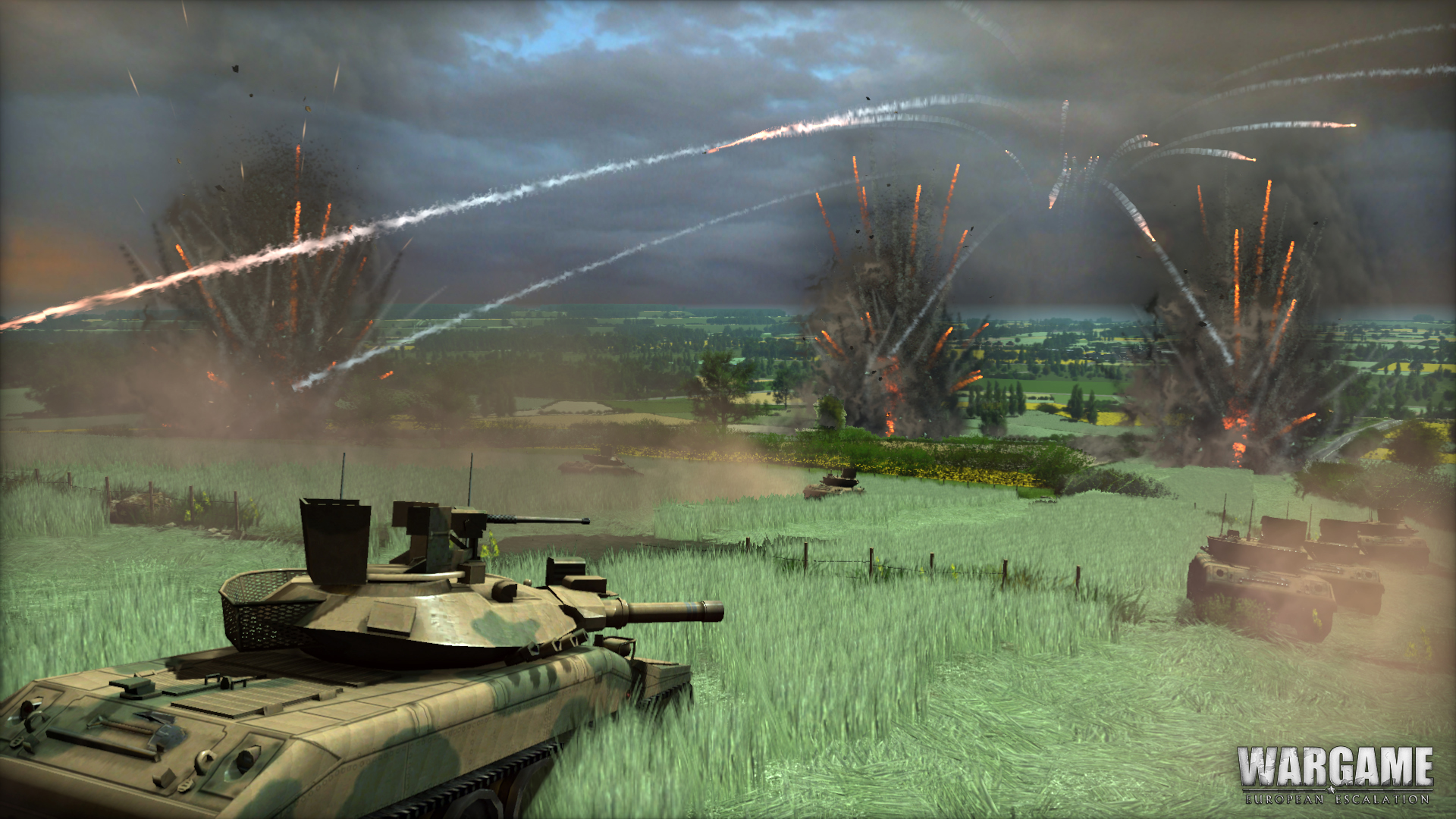 Wargame: European Escalation screenshot