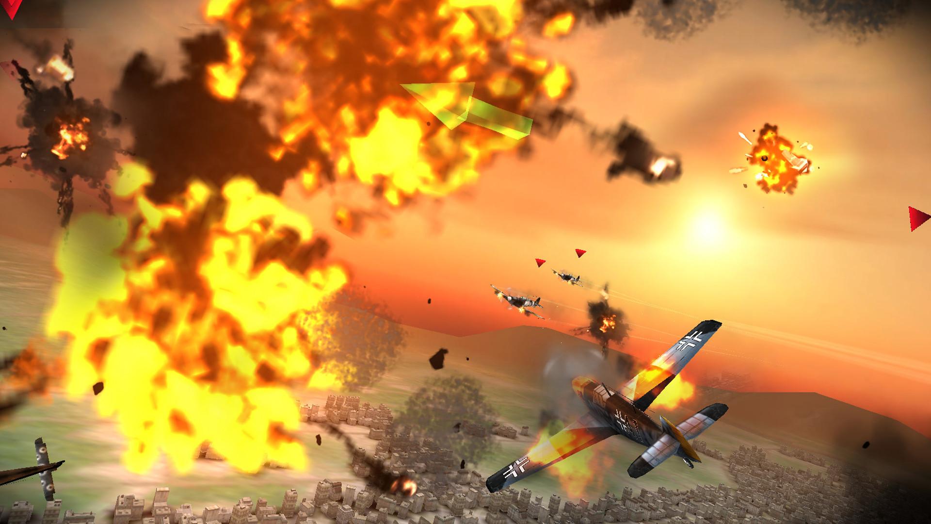 Heroes in the Sky-Origin screenshot
