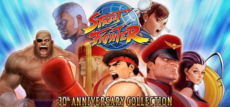 Allgamedeals.com - Street Fighter 30th Anniversary Collection - STEAM