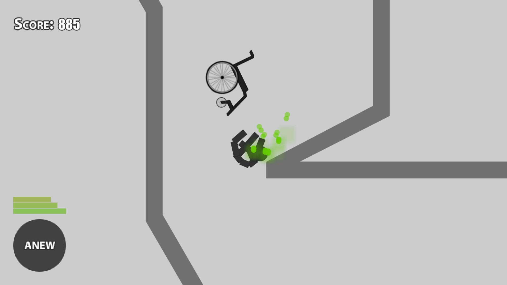 Stickman Destruction screenshot