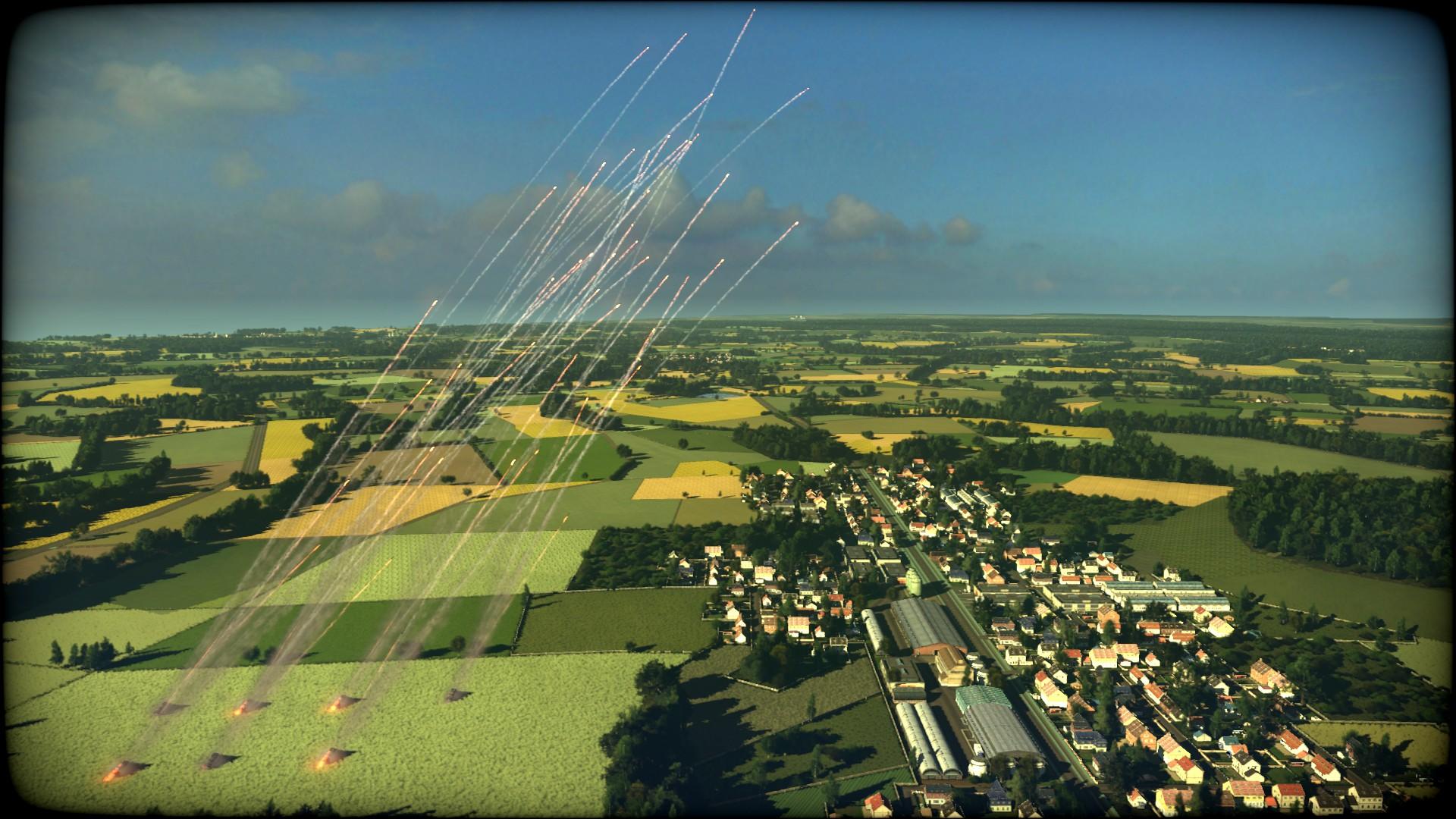 Wargame: European Escalation - Fatal Error screenshot