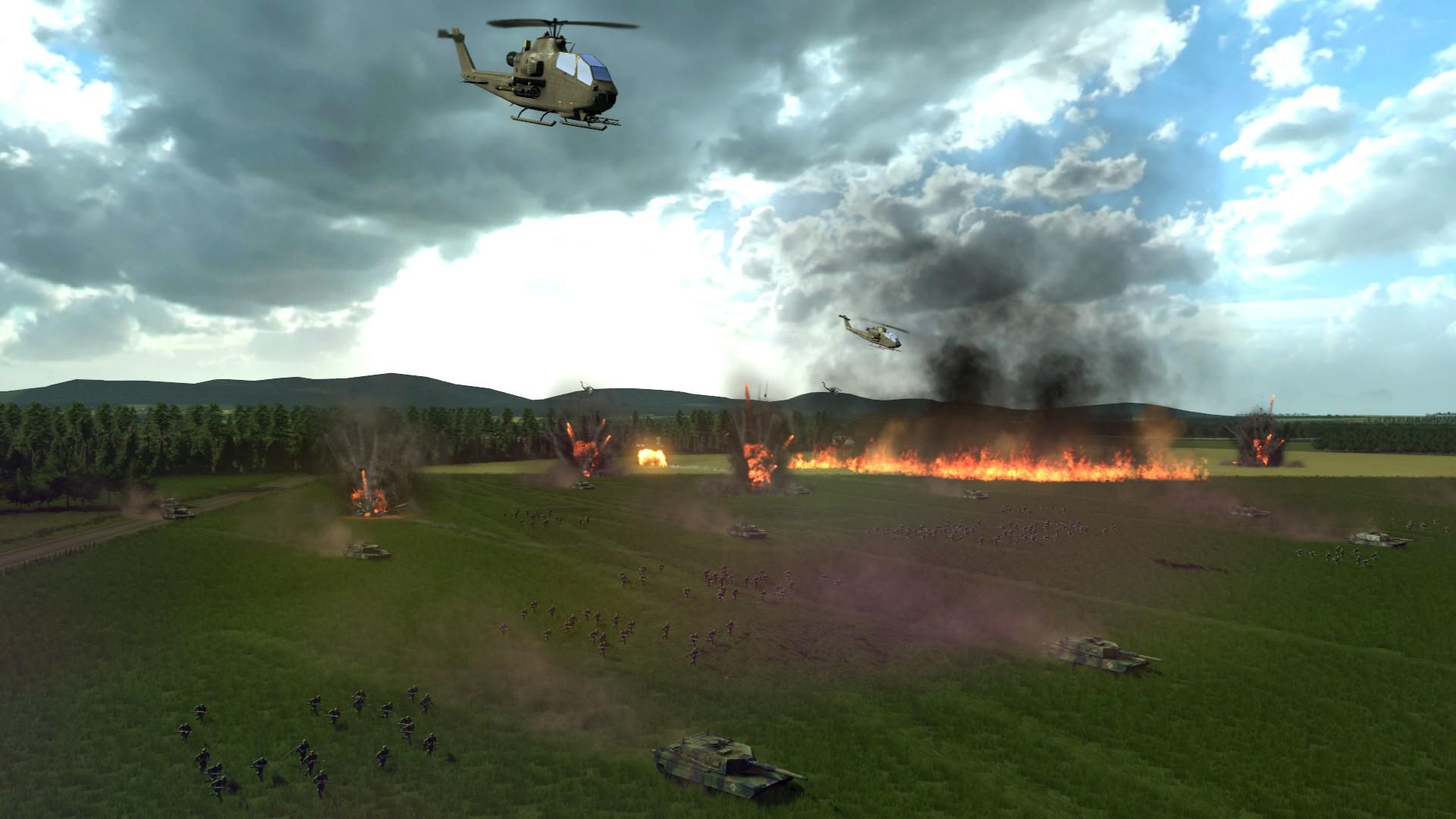 Wargame: European Escalation - New Battlefields screenshot