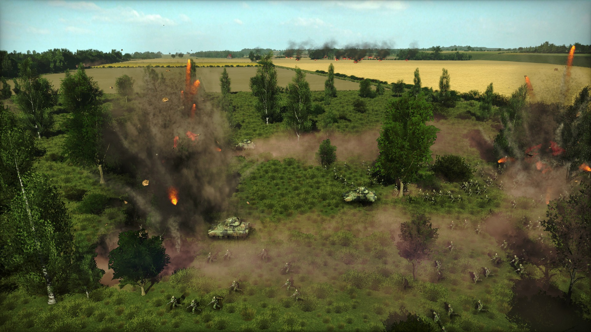 Wargame: European Escalation - Conquest screenshot
