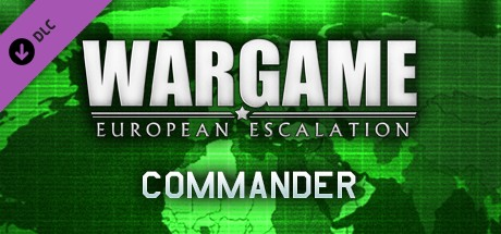 Wargame: European Escalation - Commander