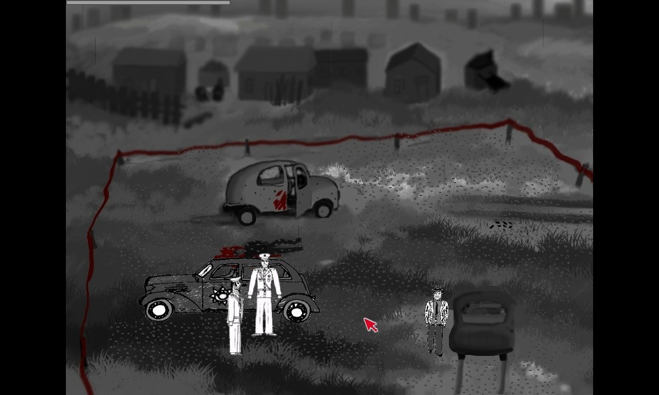 Detective Noir screenshot