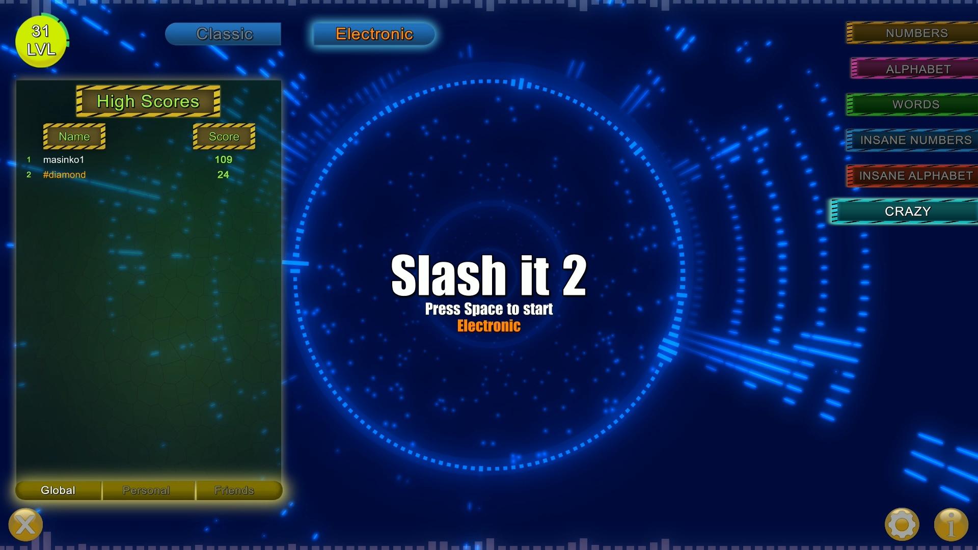 Slash it 2 - Electronic Music Pack screenshot