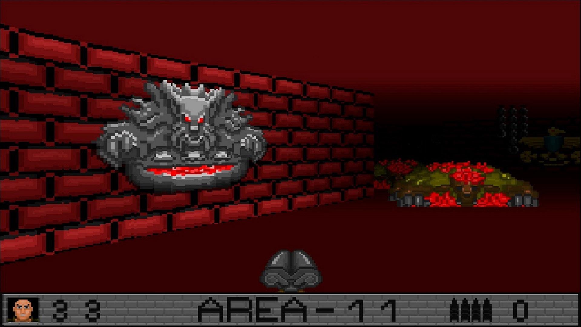 Castle Werewolf 3D screenshot