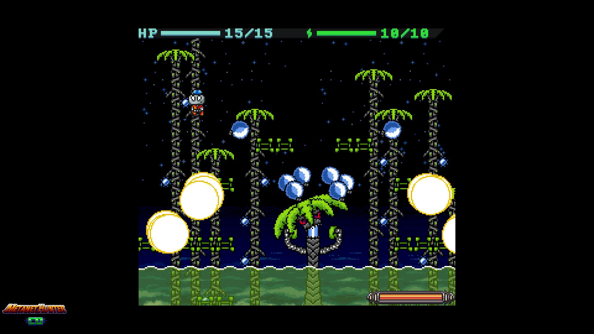 Metanet Hunter CD screenshot