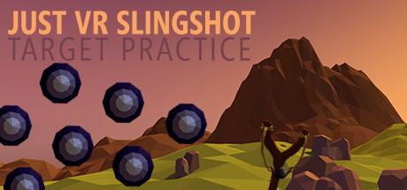 Just VR Slingshot Target Practice