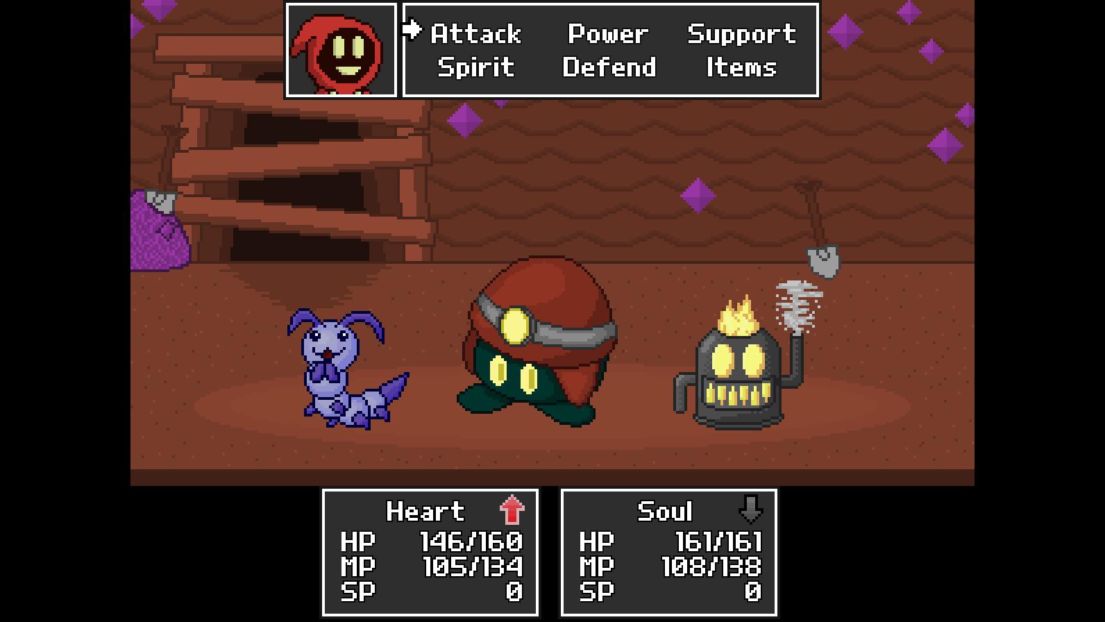 Soma Spirits: Rebalance screenshot