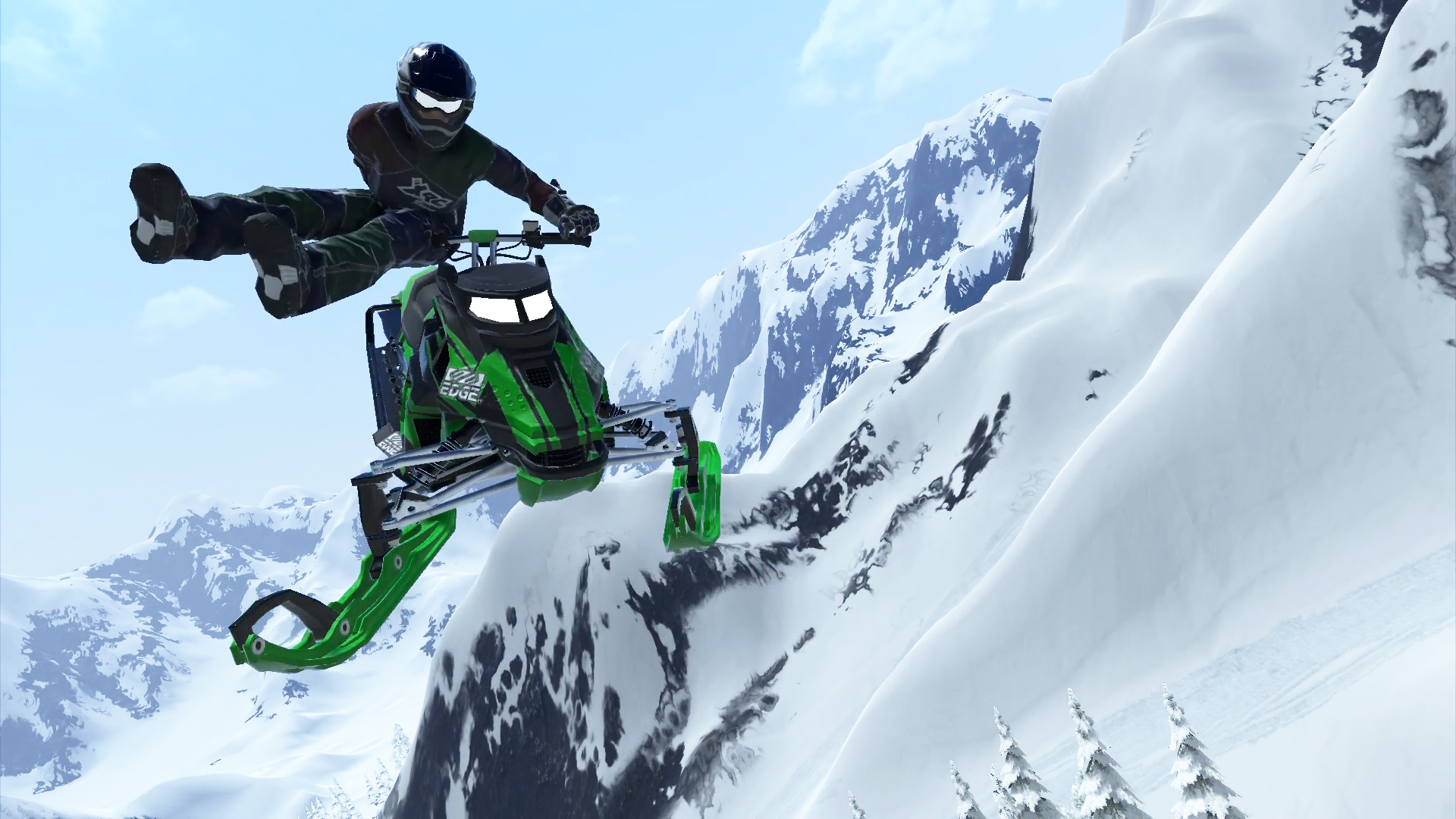 Snow Moto Racing Freedom Screenshot 3