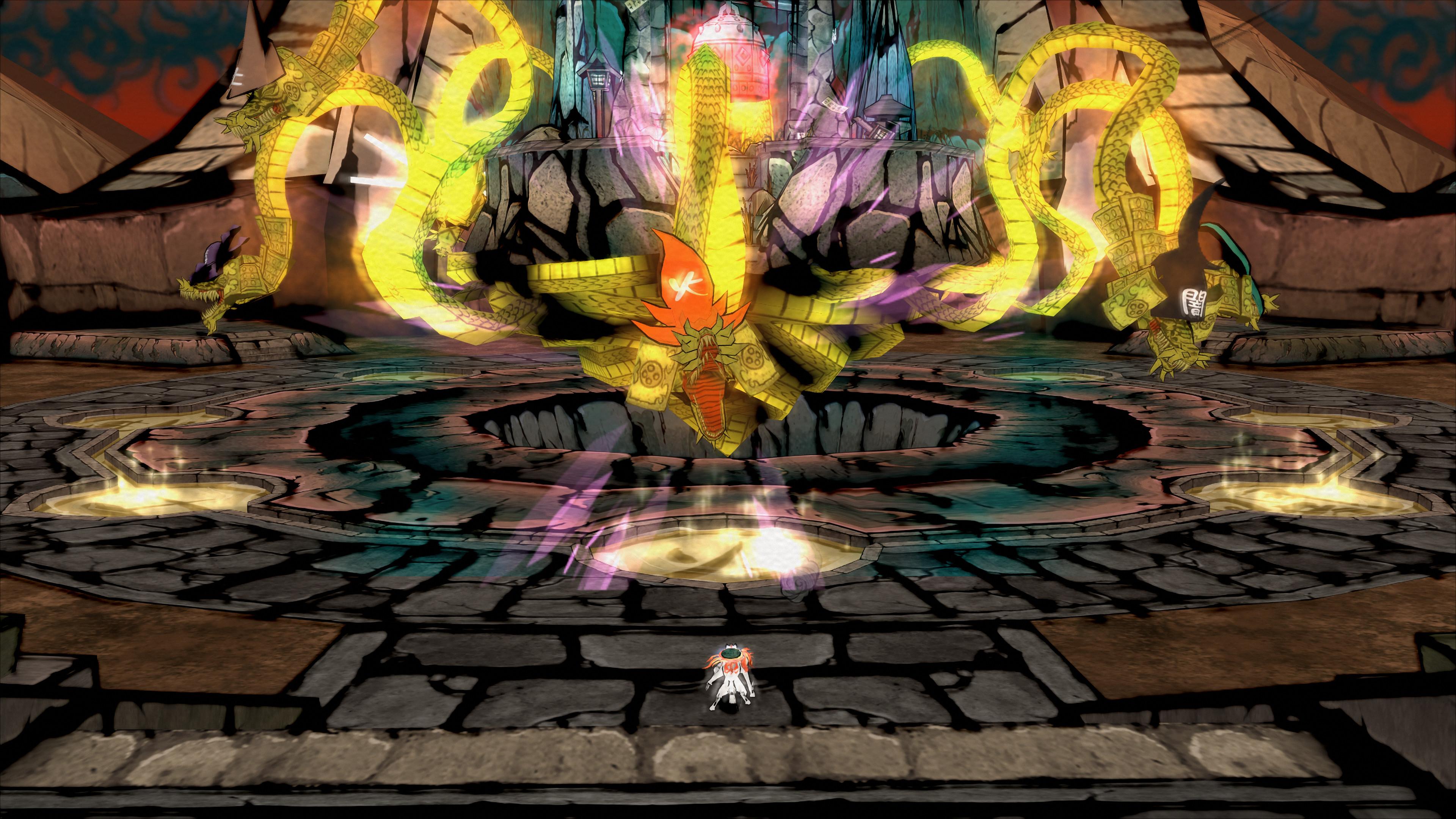 OKAMI HD / 大神 絶景版 screenshot