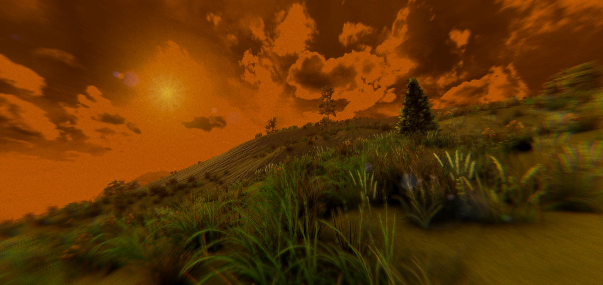 ESCAPE FROM VOYNA: Dead Forest screenshot