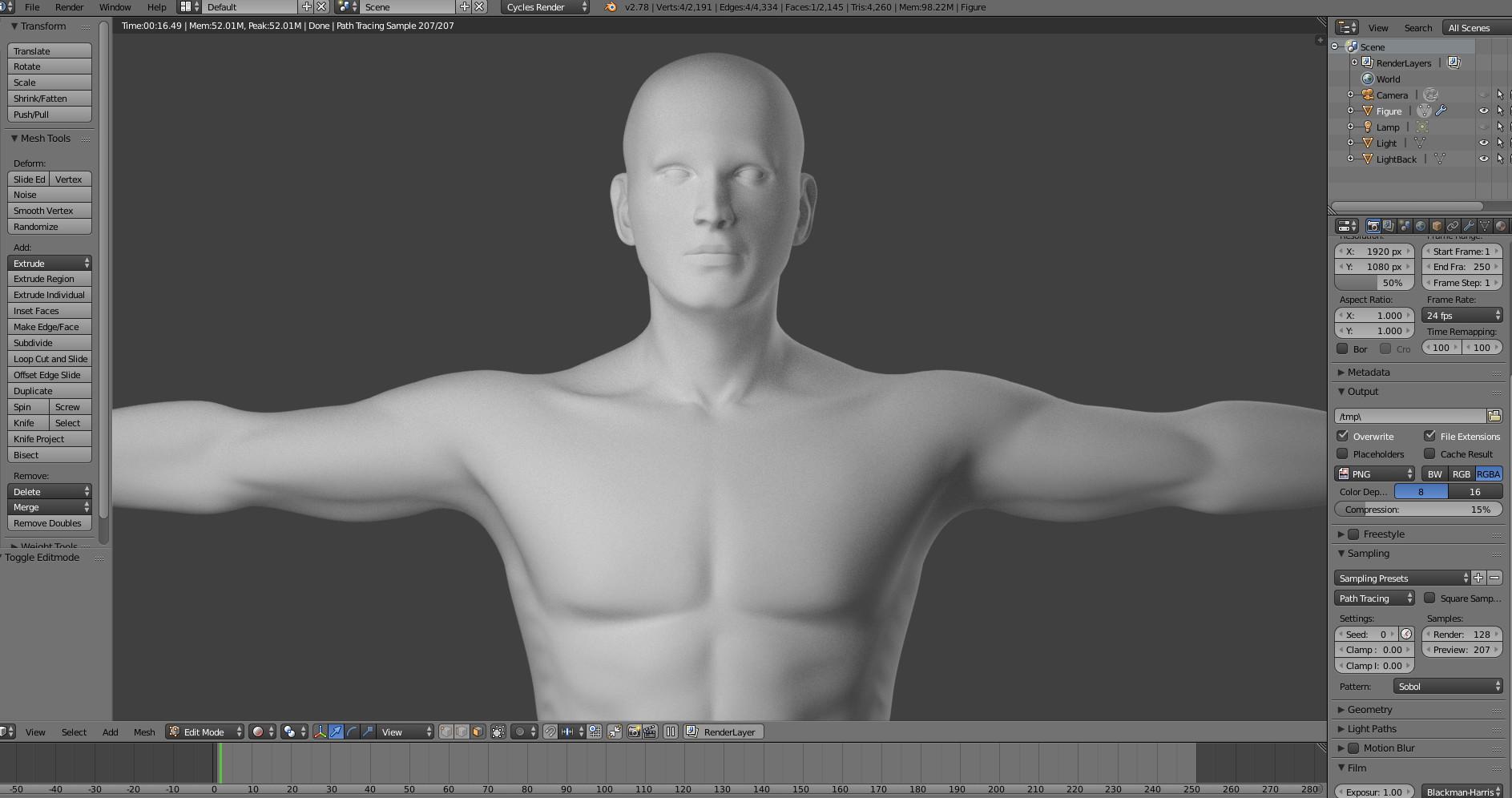 Blender Character Modeling Tutorial Beginner : Blender character modeling for beginners hd on steam