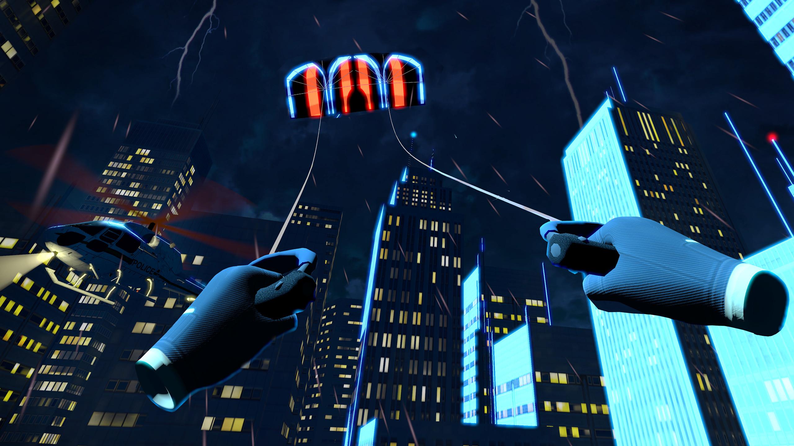Stunt Kite Masters VR screenshot