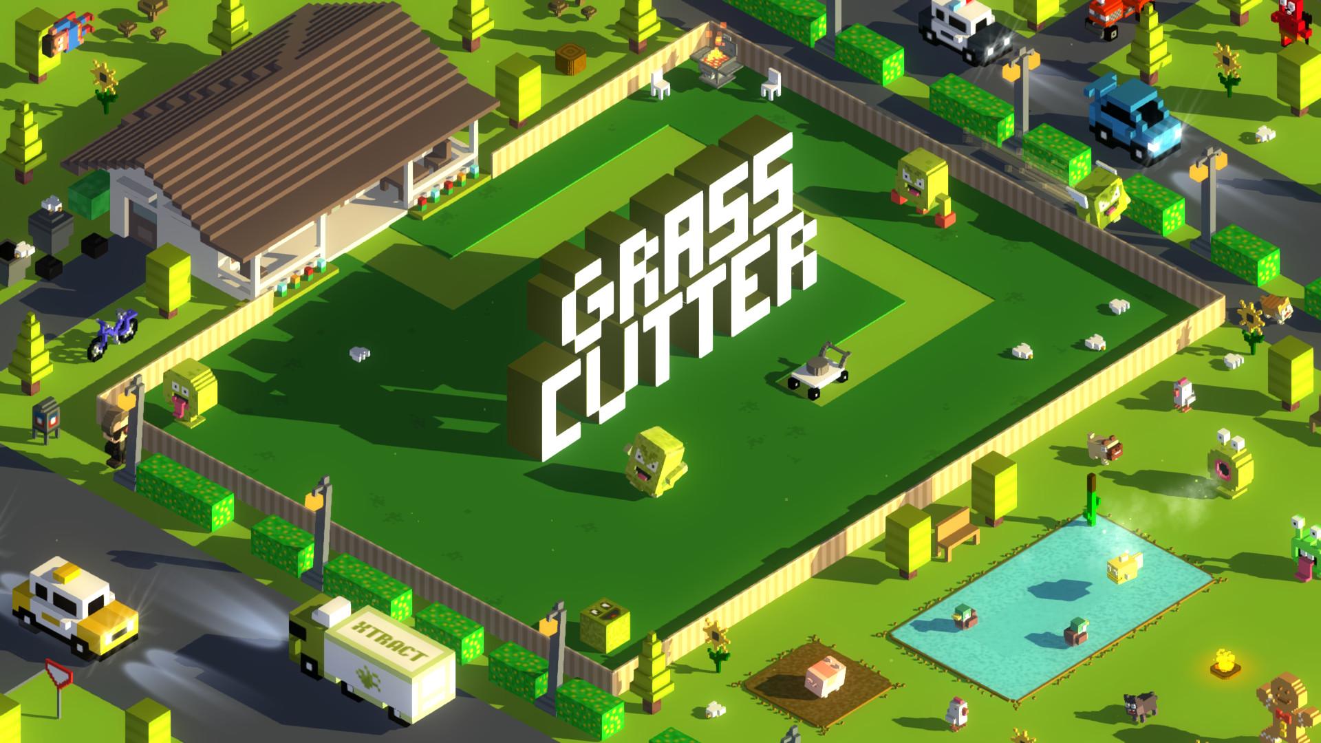 Grass Cutter screenshot
