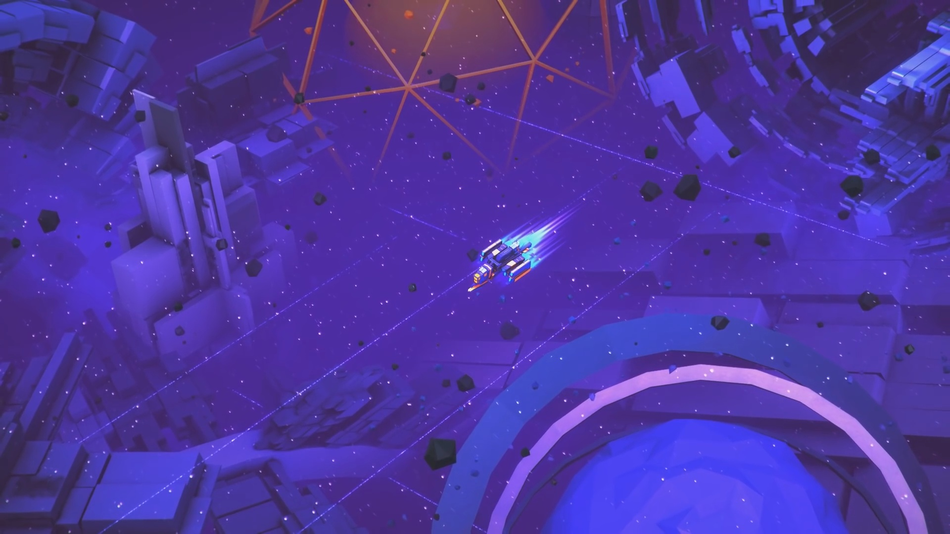 Space Odyssey screenshot