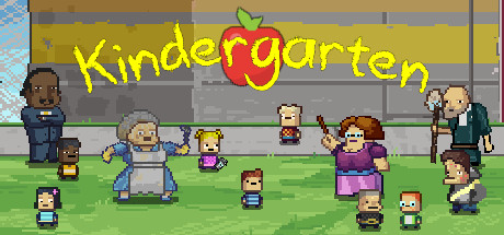 Kindergarten on Steam