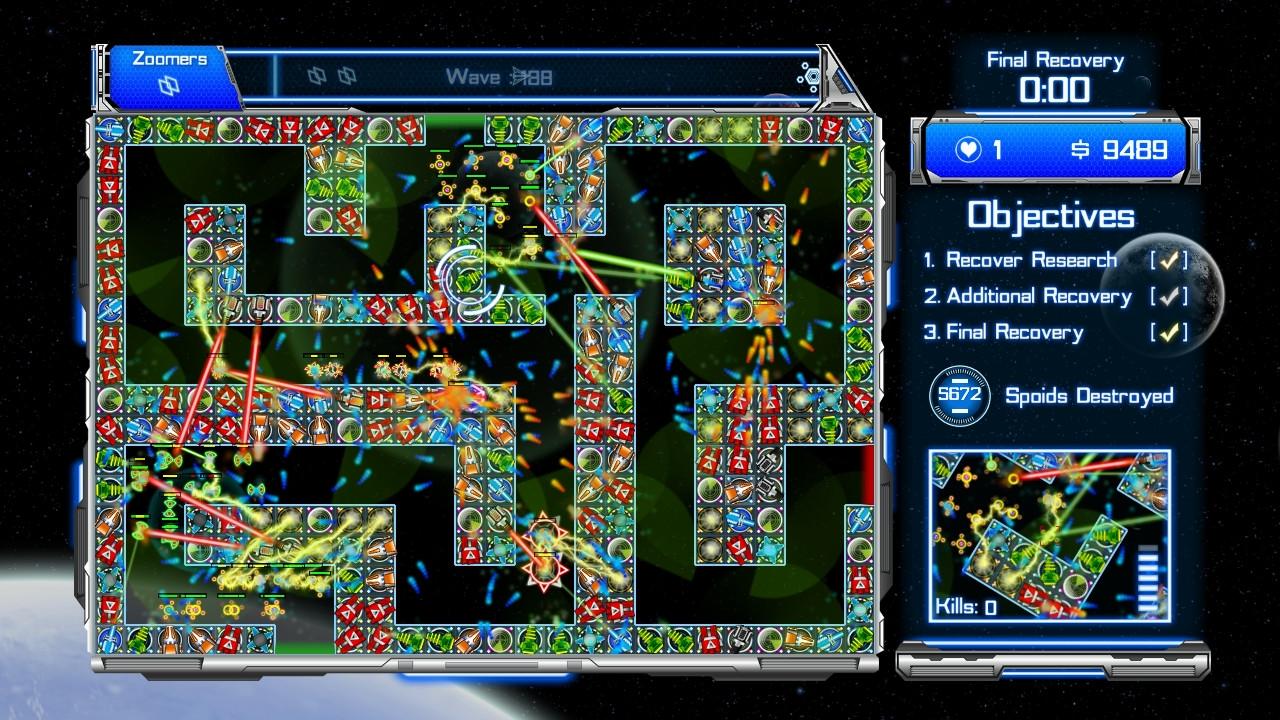 Spoids screenshot
