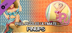 Pixel Puzzles Ultimate - Puzzle Pack: Pin-Ups