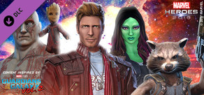 Marvel Heroes 2016 - Marvel's Guardians of the Galaxy Vol. 2 Pack