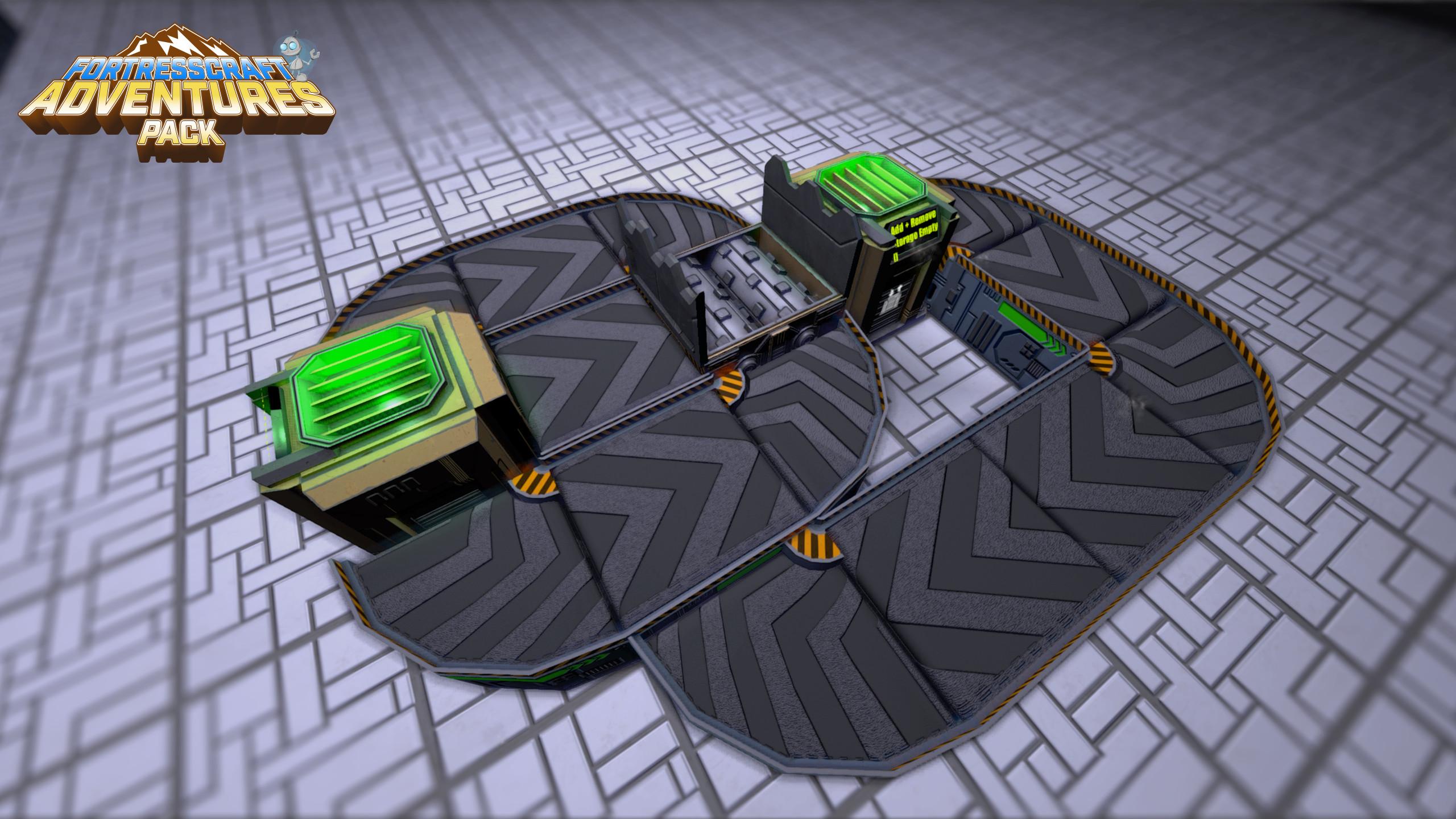 FortressCraft Evolved: Adventures Pack screenshot