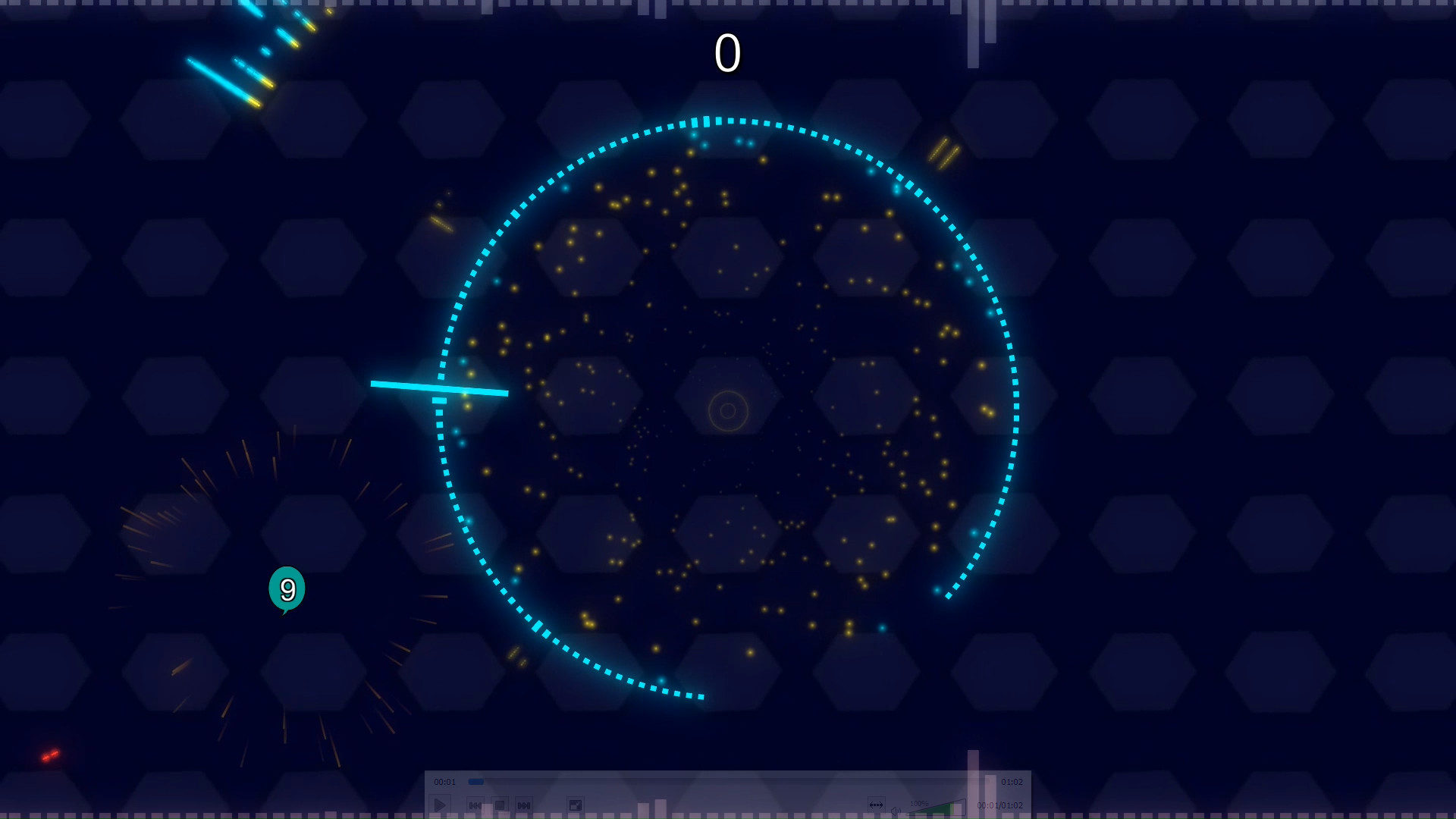 Slash It 2 - A Himitsu Exclusive Edition screenshot