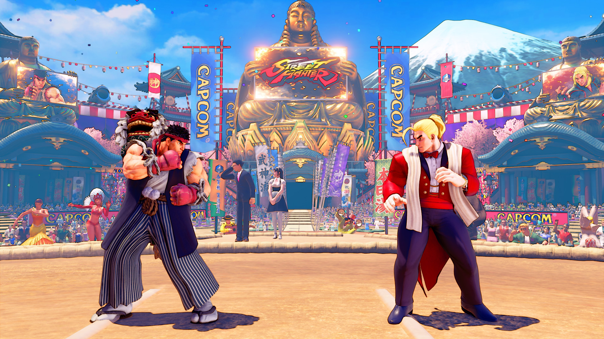 Street Fighter V - Capcom Pro Tour 2017 Premier Pass screenshot