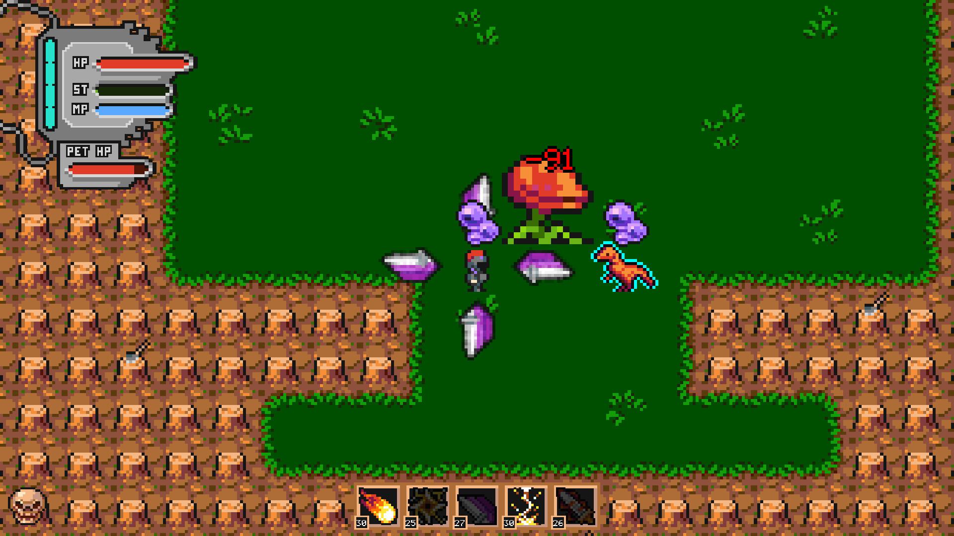 Pixel Stories of Dungeon screenshot