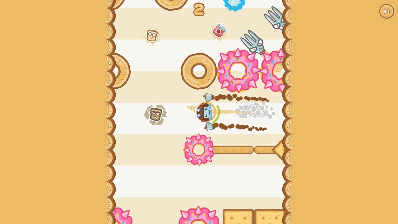 Toaster Jam screenshot