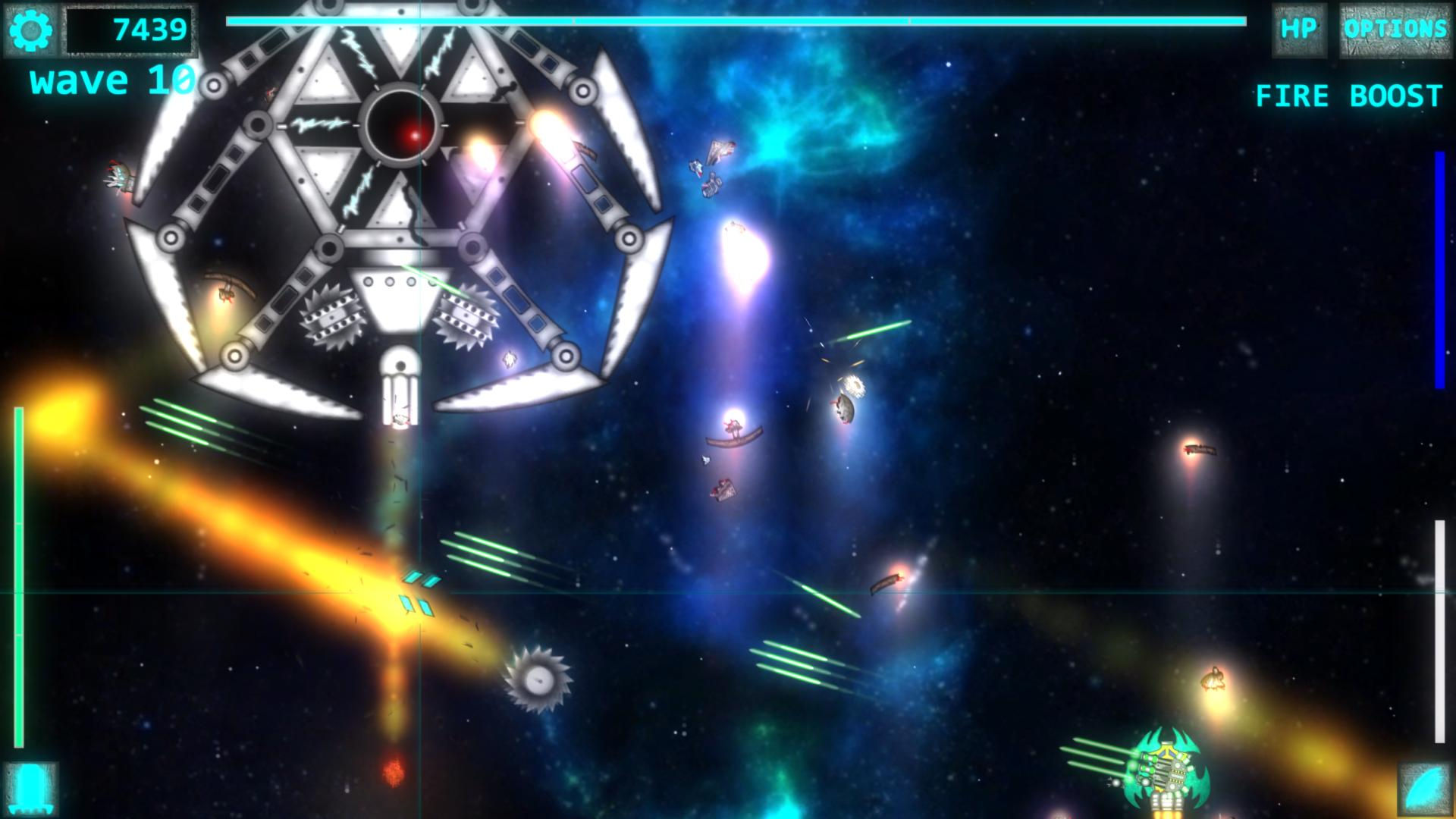 Space Ripper screenshot