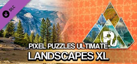 Jigsaw Puzzle Pack - Pixel Puzzles Ultimate: Landscapes XL