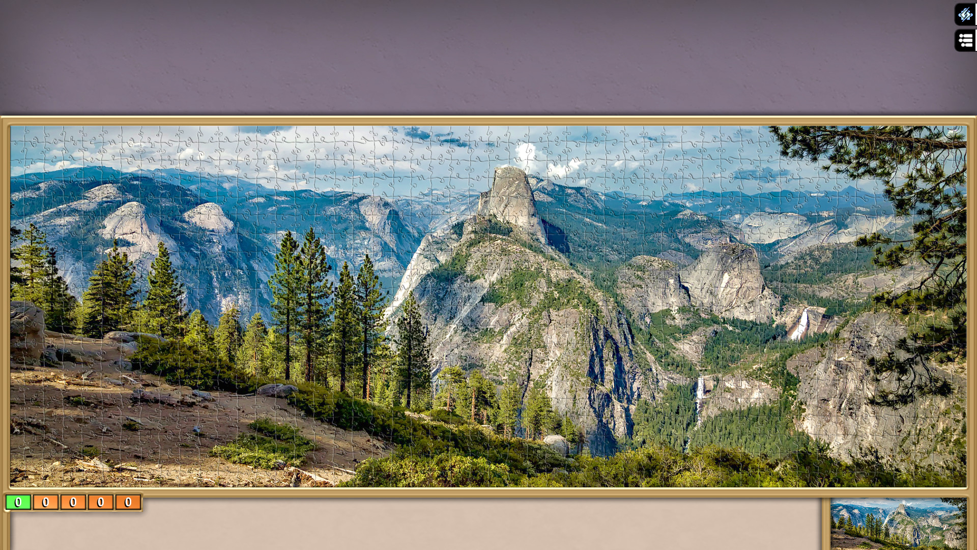 Jigsaw Puzzle Pack - Pixel Puzzles Ultimate: Landscapes XL screenshot