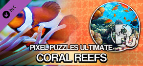 Pixel Puzzles Ultimate - Puzzle Pack: Coral Reef