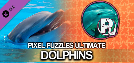Cheap Pixel Puzzles Ultimate - Puzzle Pack: Dolphins free key