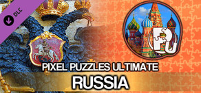 Pixel Puzzles Ultimate - Puzzle Pack: Russia