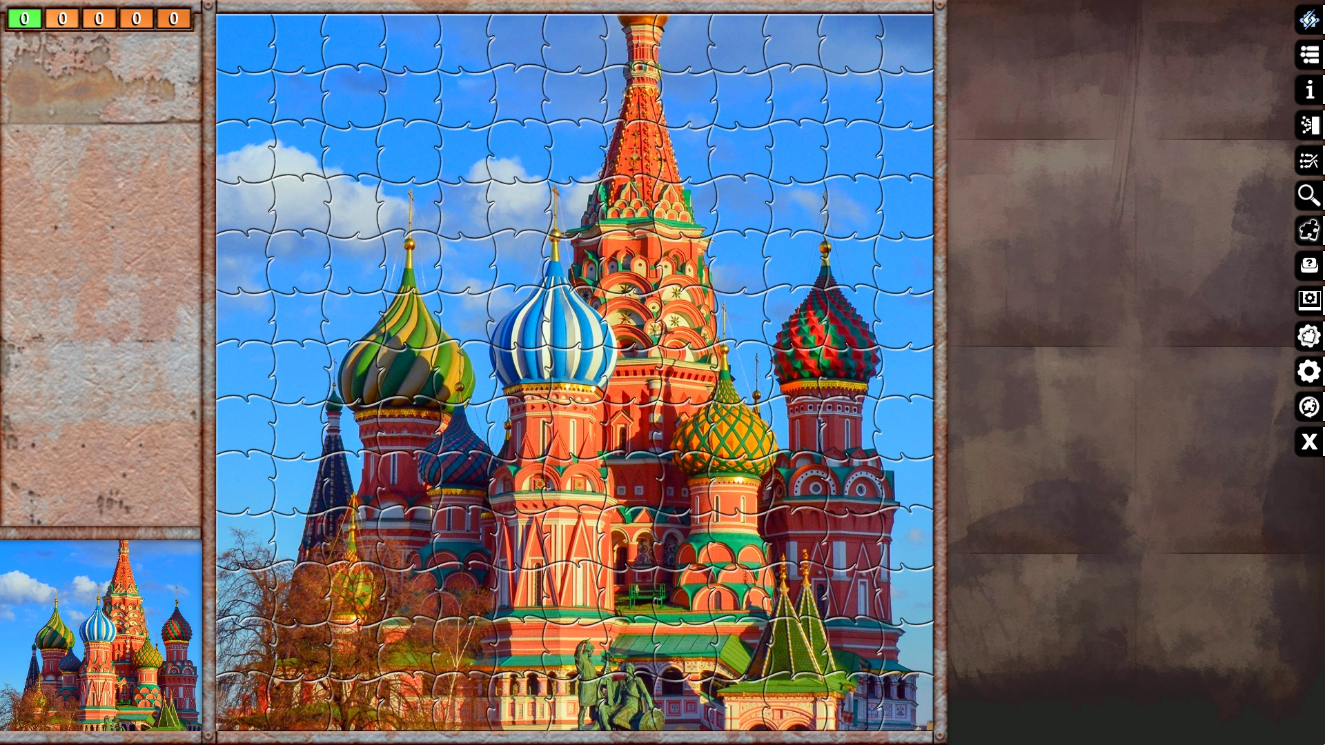 Jigsaw Puzzle Pack - Pixel Puzzles Ultimate: Russia screenshot