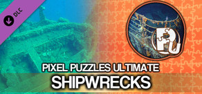 Pixel Puzzles Ultimate - Puzzle Pack: Shipwrecks