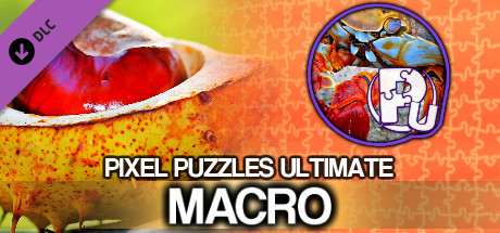 Jigsaw Puzzle Pack - Pixel Puzzles Ultimate: Macro