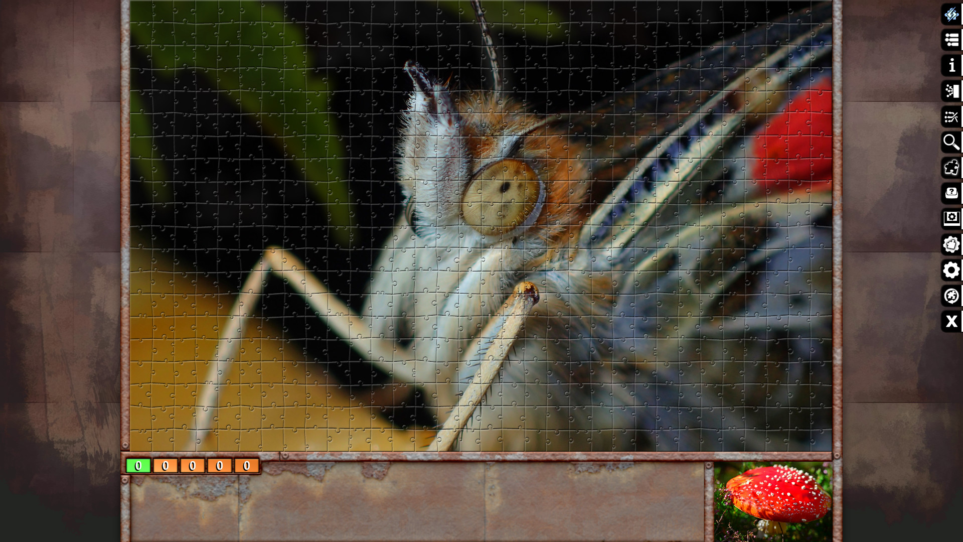 Jigsaw Puzzle Pack - Pixel Puzzles Ultimate: Macro screenshot